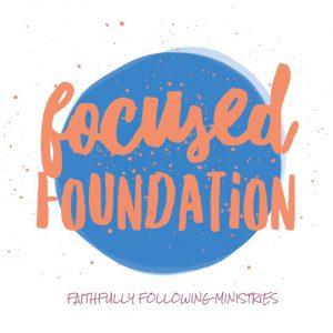 focused foundation bible tool classes
