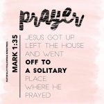 In the Busy, Let's Pray!