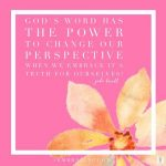 Embrace the Power of God's Word for Your Life!