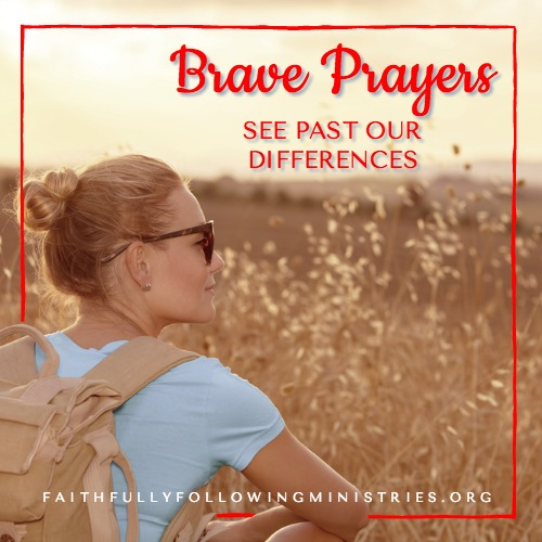 Day 12: Praying Brave with a Yes Heart