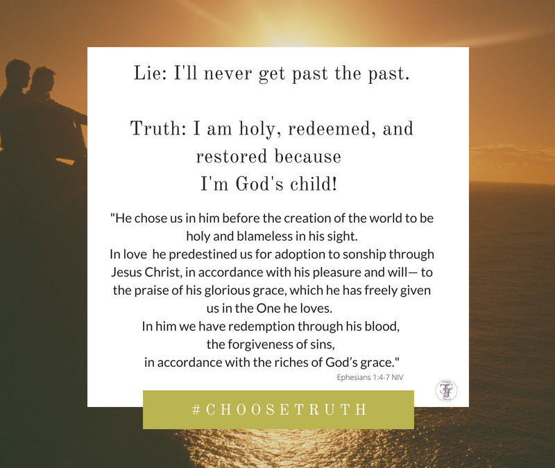 Day 6: Choosing Truth Over Lies Mini-Study
