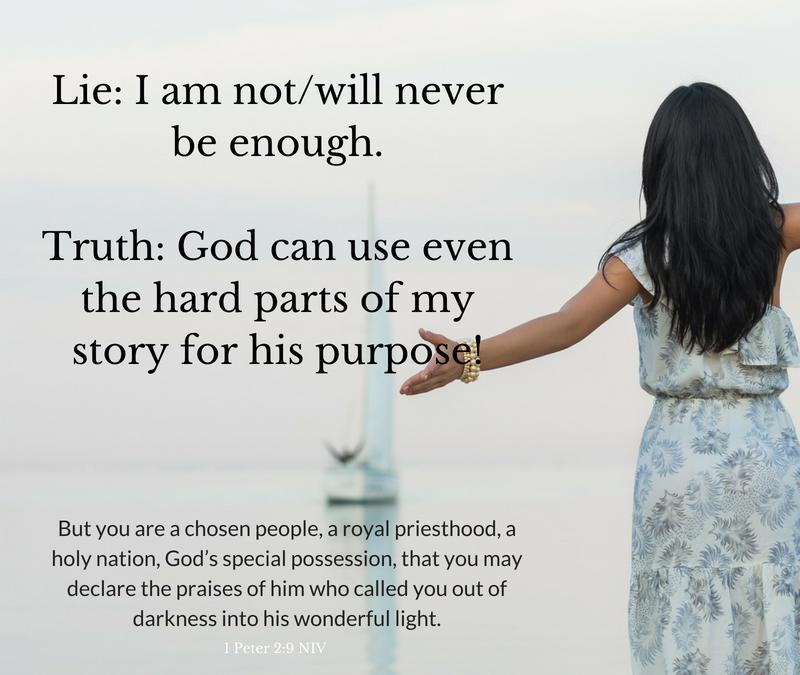 Day 8~ Choosing Truth Over Lies ~ Mini-Study