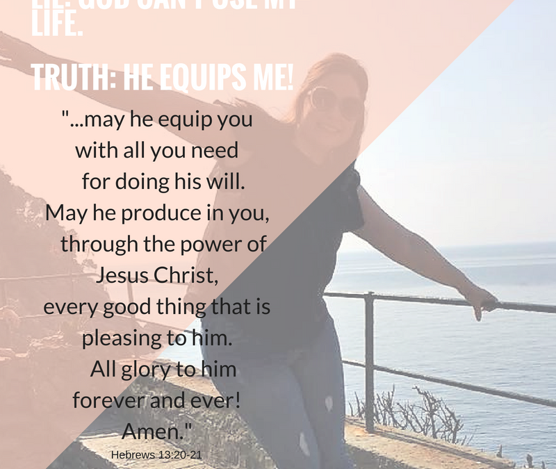 Day 12: Choose Truth Over Lies ~ Mini-Study